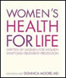 Book cover: Women's Health for Life