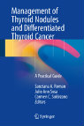 Book cover: Management of Thyroid Nodules and Differentiated Thyroid Cancer